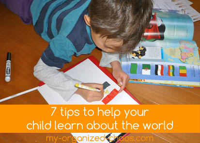 how to help my child learn