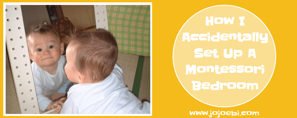 The Montessori bedroom is often controversial and many people worry about safety, this is my surprising journey on how I accidentally set up a Montessori bedroom | montessori | Montessori bedroom | how to prepare a montessori bedroom | floor bed |