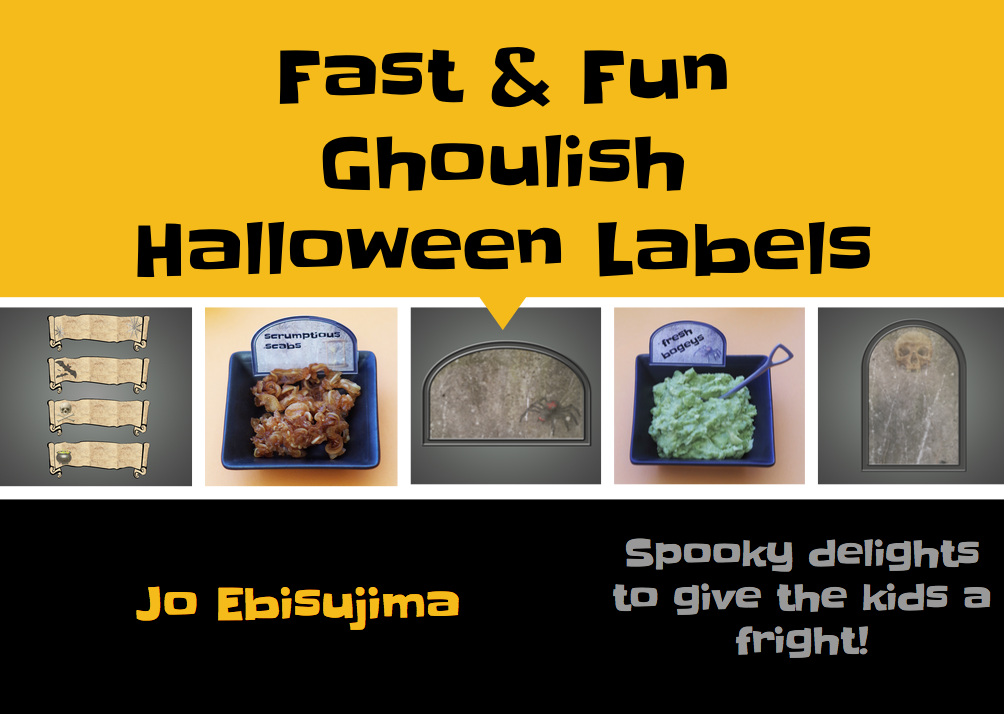 Fast & Fun Ghoulish Halloween Treats ebook