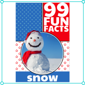 99 Fun Facts SNOW-