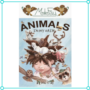 animals in my hair