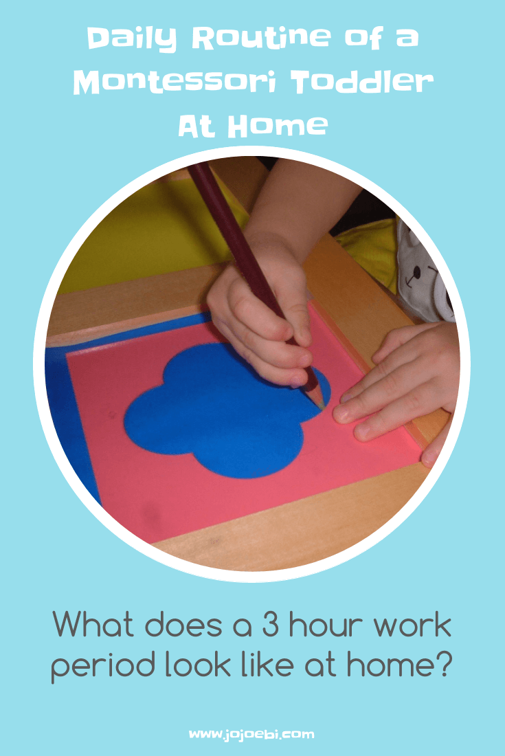 What does the daily routine for a Montessori toddler look like? | montessori | 3 hour work cycle | 3 hour work period | Montessori at home | montessori inspired #montessori #montessori home #kaizen #kaizenforkids #3hourworkperiod