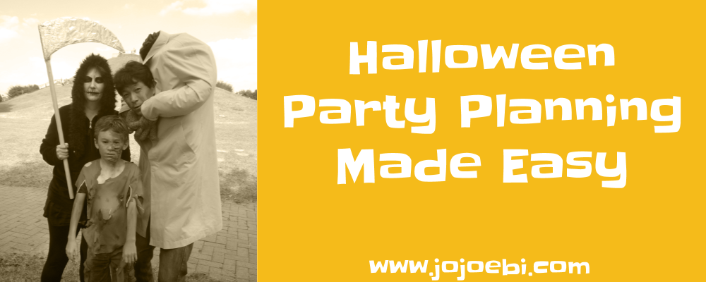 Halloween Party Planning Made Easy