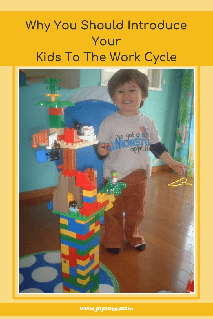 Why You Should Introduce Your Kids To The Work Cycle | life sills for kids | life skills | Montessori | Montessori work cycle | Montessori inspired | How to get kids to clean up |