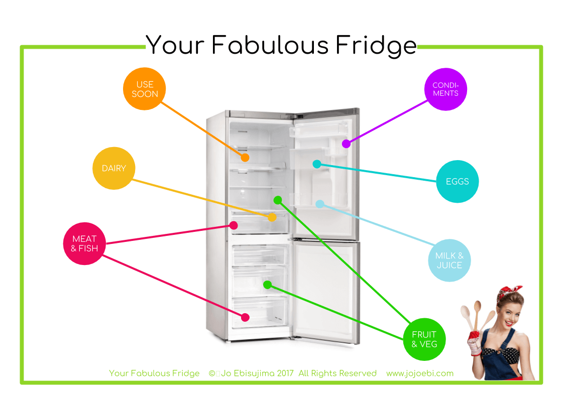 Fridge 101: Fridge Organization Kenzai Style | organized kitchen | declutter fridge | how to save food and money | how to organize your fridge |