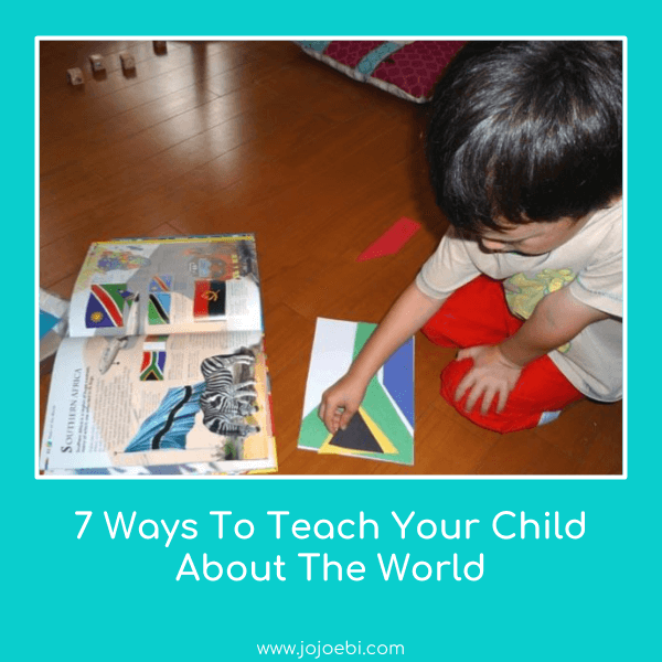 7 ways to help your child learn about the world | montessori | Montessori culture lessons | montessori geography | How to teach culture to kids |