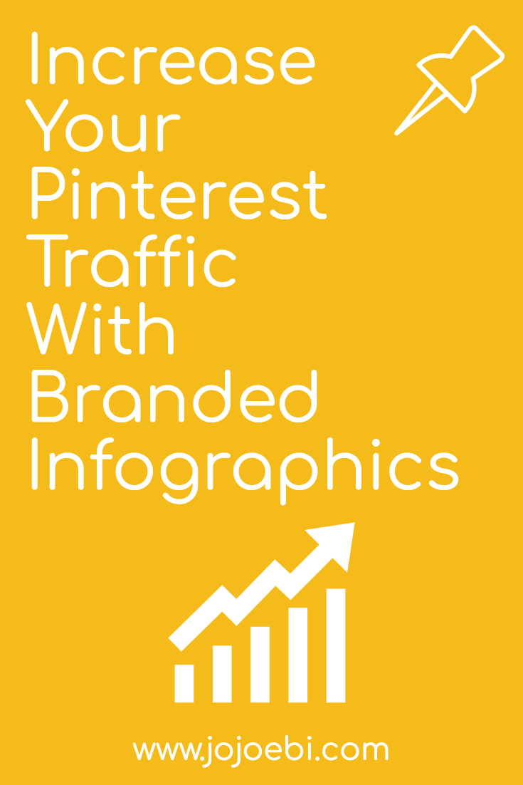 increase your pinterest traffic with infographics | inforgraphic | how to make infographics | branded infographics | increase pinterest traffic | #pinterest #infographic #kaizen
