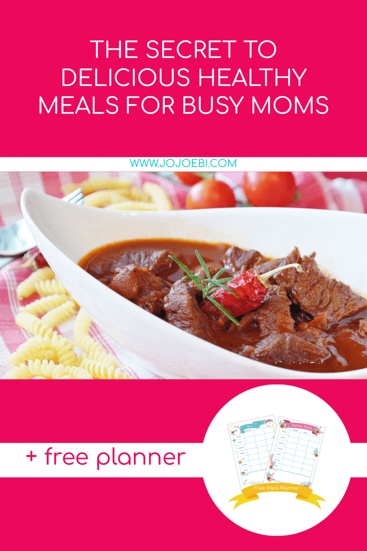 Instant Pot Meals For Busy Moms | Beef stew and free meal planner | #mealplanning #WAHM #BEEFSTEW