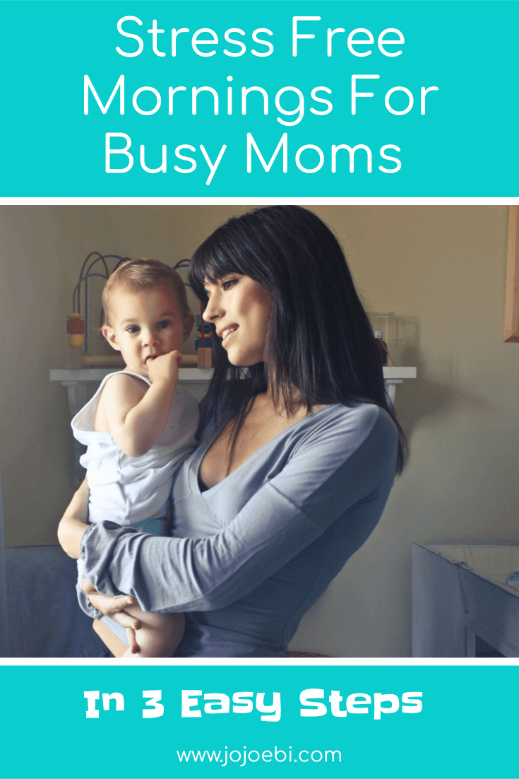 stress free tips for busy mom in the morning #stressfreetips #kaizen #wondermomvip