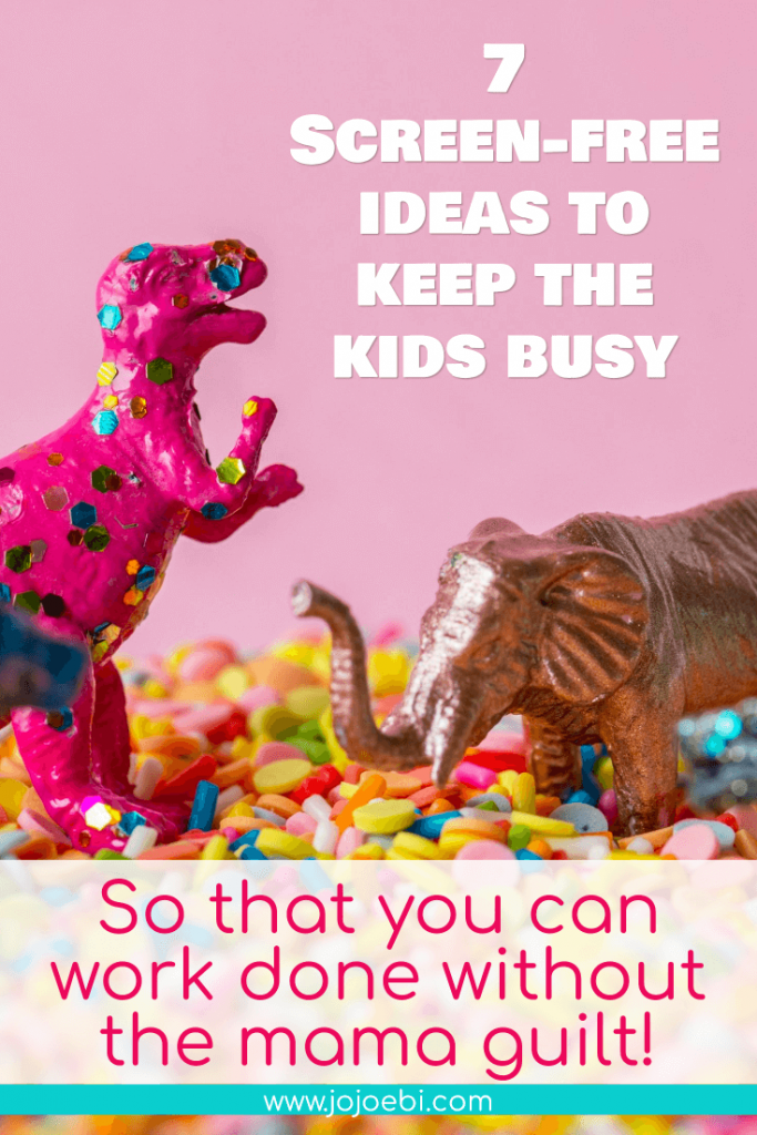 pink dinosaur and gold elephant toy