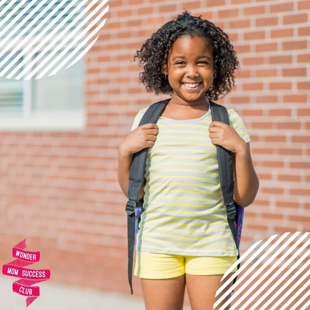 Planning for stress-free school days
