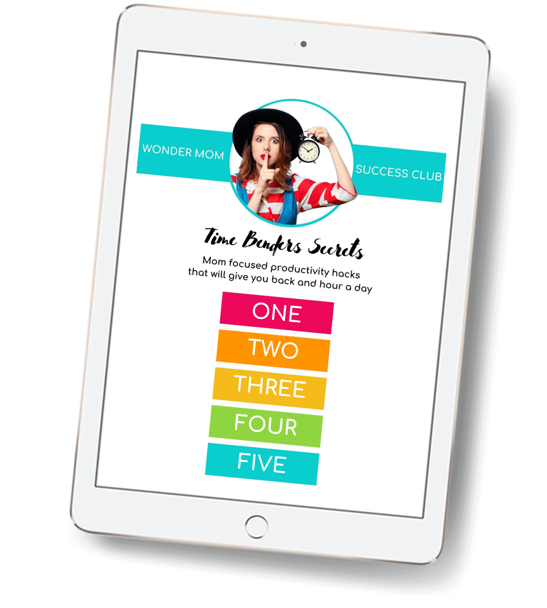 Time saving resource from Accountability coach